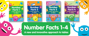 Number Facts - A new and innovative approach to tables