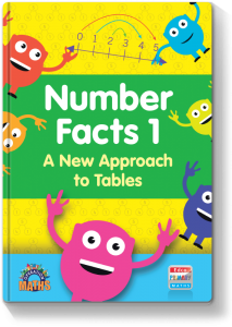 Number Facts 1 Cover