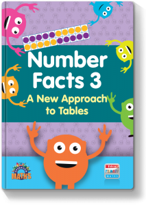 Number Facts 3 Cover