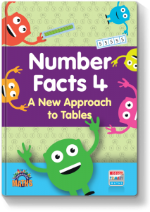 Number Facts 4 Cover