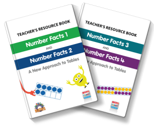 Number Facts Resource Books
