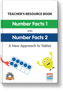 Number Facts 1 and 2 Resource Book Cover 320px